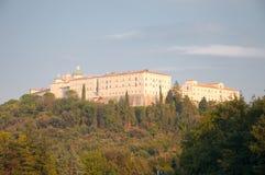 Die Abtei von Montecassino Stockbilder