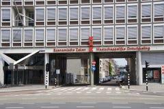 Die Abteilung von wirtschaftlichen Angelegenheiten und von sozialer Entwicklung Amsterdam Lizenzfreie Stockfotos