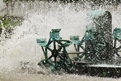 Die Abwasserbehandlung Lizenzfreie Stockfotografie