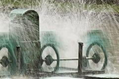 Die Abwasserbehandlung Lizenzfreie Stockfotos