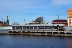 Die Admiralitäts-Werft Stockfotos
