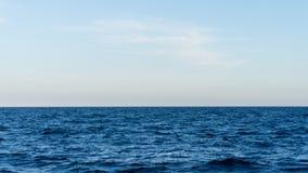 Die adriatisches Seeansicht schöne Bildtapete Stockbilder