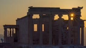 Die Akropolis, Athen Lizenzfreies Stockbild