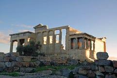 Die Akropolis von Athen 4 Lizenzfreies Stockfoto