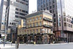 Die Albert-Kneipe/-restaurant in London Stockfotografie