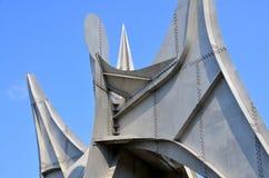 Die Alexander Calder-Skulptur Stockbild
