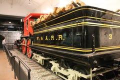 Die allgemeine Lokomotive Lizenzfreies Stockfoto