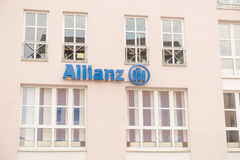 Die Allianz Stockfotos