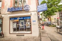 Die Allianz Lizenzfreie Stockfotos