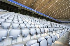 Die Allianz-Arena-Stadion lizenzfreie stockfotos
