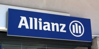 Die Allianz-Versicherungsgesellschaft Lizenzfreie Stockfotografie