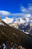 Die Alpen 2 Lizenzfreie Stockbilder