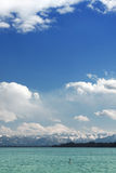 Die Alpen stockfotos