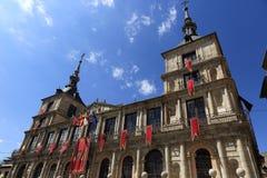 Die Altbauten, die Stadt von Toledo, Spanien Lizenzfreie Stockbilder