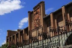 Die Altbauten, die Stadt von Toledo, Spanien Stockbild