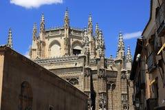 Die Altbauten, die Stadt von Toledo, Spanien Stockbilder