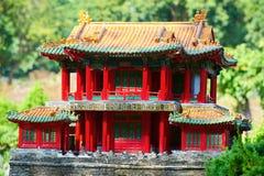 Die alte Architektur von China Lizenzfreies Stockbild