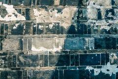 Die alte Backsteinmauer Lizenzfreie Stockfotografie