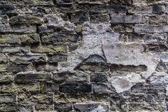 Die alte Backsteinmauer Lizenzfreie Stockbilder
