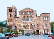 Die alte Basilika Stockfotografie