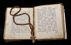 Die alte Bibel Stockfotos