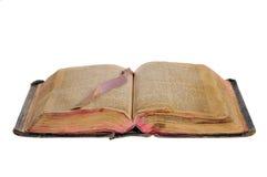 Die alte Bibel Stockfotografie