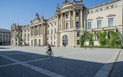 Die alte Bibliothek Berlin Deutschland Europa Stockfotos