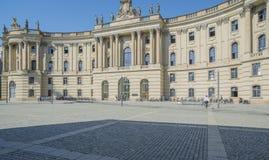 Die alte Bibliothek Berlin Deutschland Europa Lizenzfreies Stockfoto