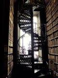 Die alte Bibliothek des Dreiheits-Colleges Lizenzfreies Stockfoto