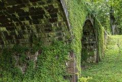 Die alte Brücke Stockfotografie