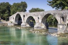 Die alte Brücke Lizenzfreies Stockbild