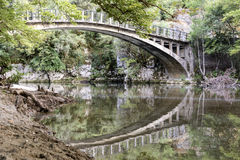 Die alte Brücke Lizenzfreies Stockfoto