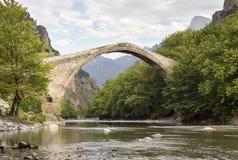 Die alte Brücke Stockbild