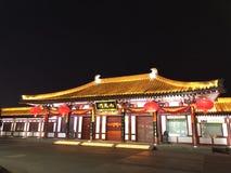 Die alte chinesische Architektur Lizenzfreie Stockfotografie