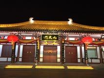 Die alte chinesische Architektur Stockbild