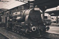 Die alte Dampf-Motor-Serie Lizenzfreie Stockfotos