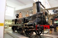 Die alte Dampf-Motor-Serie Stockfoto