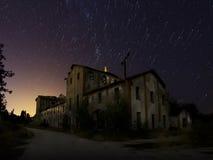 Die alte Fabrik Lizenzfreies Stockbild