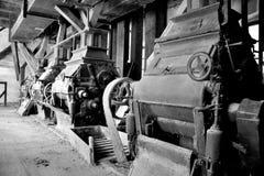 Die alte Getreidemühle Stockfotografie