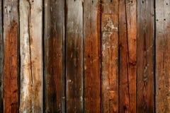 Die alte graue Wand der Bretter, die dunkle Beschaffenheit stockfotografie