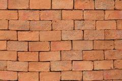Die alte grungy Backsteinmauer für Hintergrund Stockfotografie