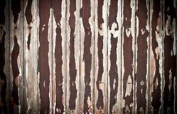 Alte hölzerne Wand Lizenzfreie Stockbilder