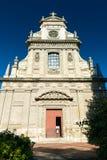 Die alte Jesuitkirche in Blois, Frankreich Lizenzfreie Stockfotos