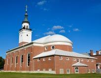 Die alte Kathedrale Lizenzfreies Stockfoto