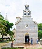 Die alte Kirche Stockfoto