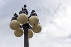 Die alte Lampe Stockfotos