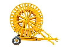 Die alte landwirtschaftliche Maschinerie Stockbilder