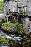 Die alte Mühle Lizenzfreie Stockfotos