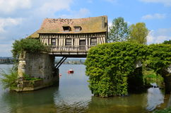 Die alte Mühle Lizenzfreie Stockbilder