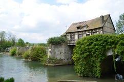 Die alte Mühle Lizenzfreie Stockfotografie